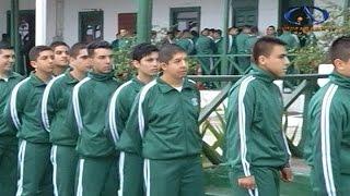 141 jóvenes se integran a grupo de formación de Carabineros