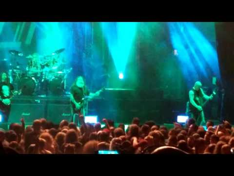 "Slayer ""South of Heaven"" 2017 Xpress Live Columbus Oh"