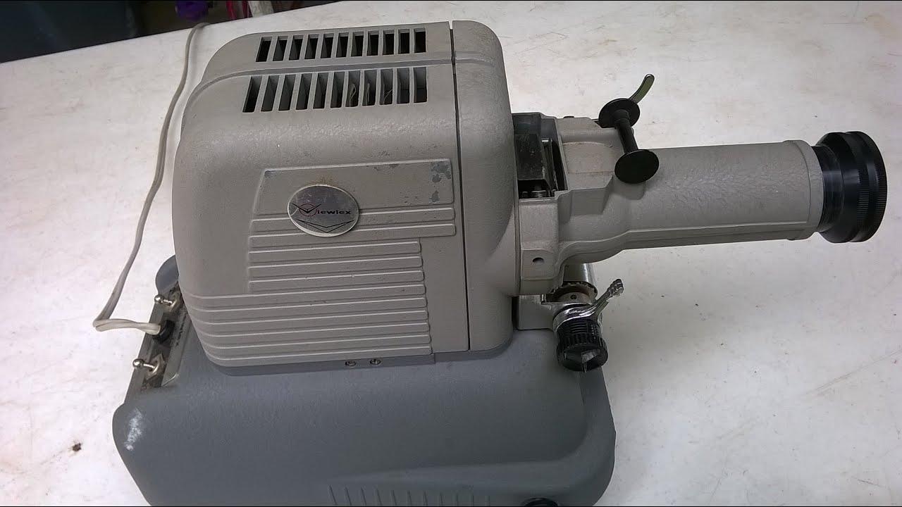 vintage viewlex film projector retro manual model v 25 p youtube rh youtube com movie time projector manual kodak brownie 500 movie projector manual