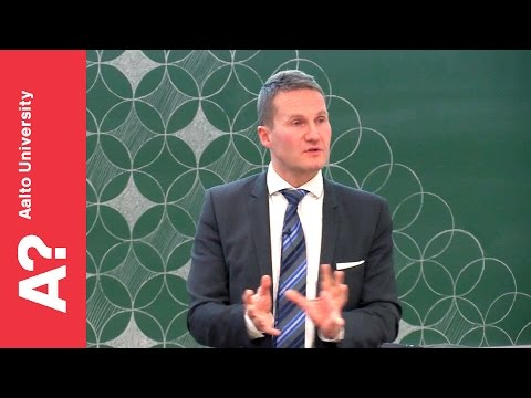 """Eero Vaara: """"A discursive perspective on strategic processes and practices"""""""