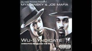 Wu-Syndicate - Golden Sands