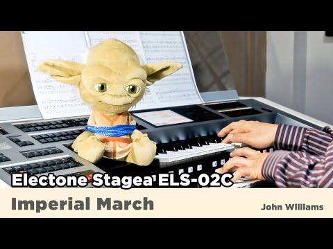 Imperial March - John Williams | Yamaha Electone ELS-02C