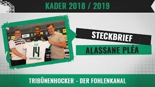 Königstransfer! Alassane Pléa, der neue Fixpunkt im Angriff | Transfers 2018/19