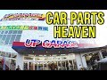NEW UP GARAGE MEGA STORE IN JAPAN! - JDM Car Parts Heaven!