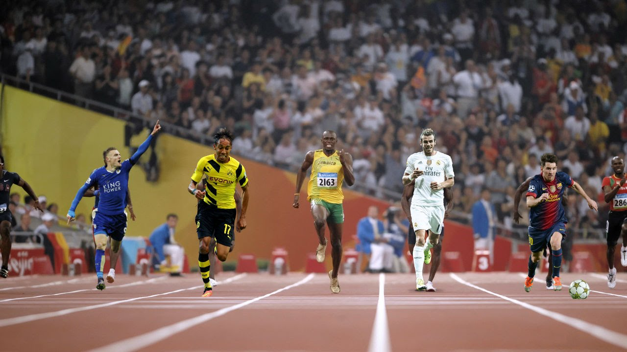 Image result for fastest footballers in the world 2016