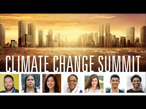 Climate Change Summit 2017