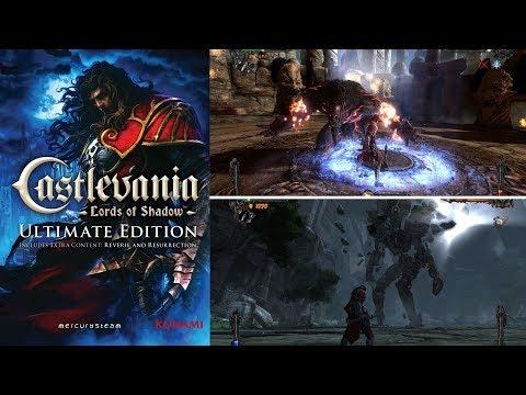 Castlevania: Lords of Shadow【GOD MODE】- Part 1 Walkthrough