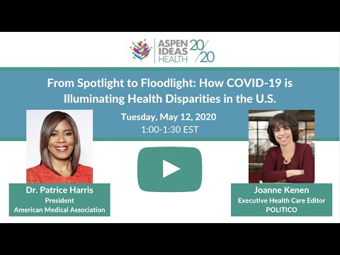 How COVID-19 is Illuminating Health Disparities