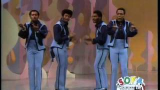 "THE TEMPTATIONS ""Get Ready"" on The Ed Sullivan Show"