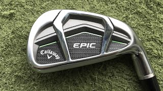 Callaway Epic Iron Review
