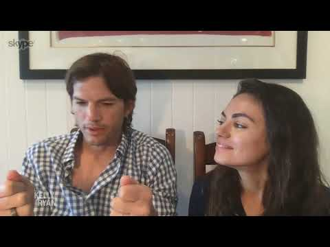 What Have Ashton Kutcher and Mila Kunis Learned About Each Other in Quarantine?
