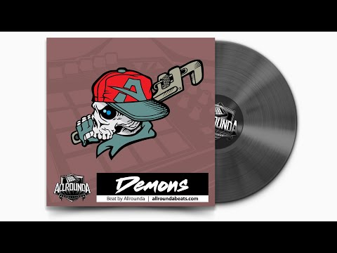 "FREE | Dark NF Type Beat 2020 ~ ""Demons"" 