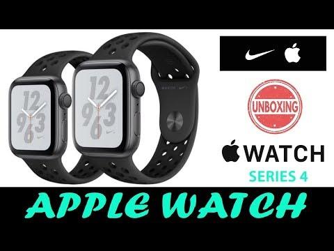 e4755e14775 🔴 NOVO Apple Watch Series 4 - Unboxing e Primeiras impressões do ...