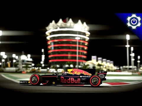 F1 2017 - Co-op Career Mode - No Rain in Bahrain