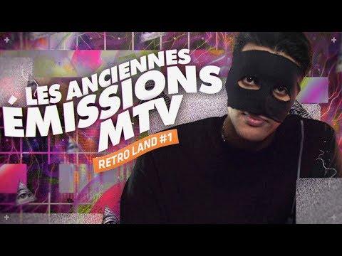 LES ANCIENNES EMISSIONS D'MTV - RETRO LAND #1 - MASKEY