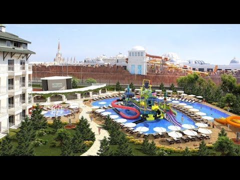Innvista Hotel Belek 5*. Turkey - travel. Турция 2017 отдых