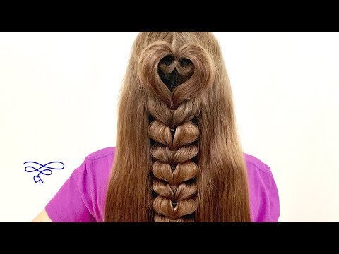 💗Heart Combo Hairstyle💗