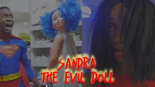 Sandra (the scary movie) - Josh2Funny
