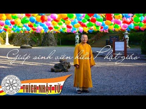 Giúp sinh viên hiểu Phật giáo (23/12/2007)