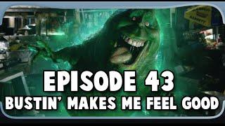 Pos podcast - episode 43 bustin' makes me feel good