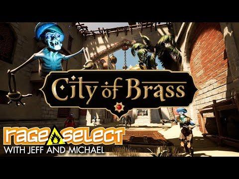 City of Brass - The Dojo (Let's Play)