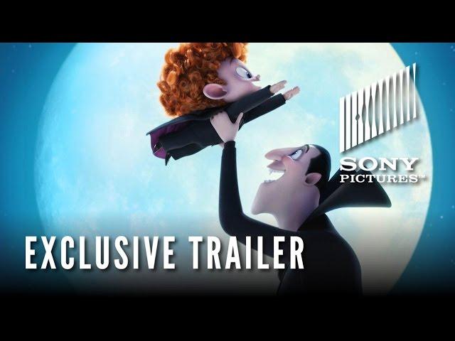 Hotel Transylvania 2 - Official Teaser Trailer - September 2015