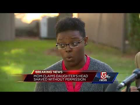 Mom claims daughter's head shaved without permission