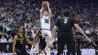 First Round: Northwestern knocks off Vanderbilt