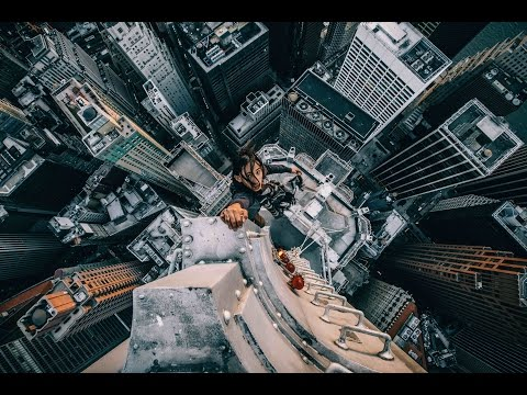 Beauty Above New York City - Film