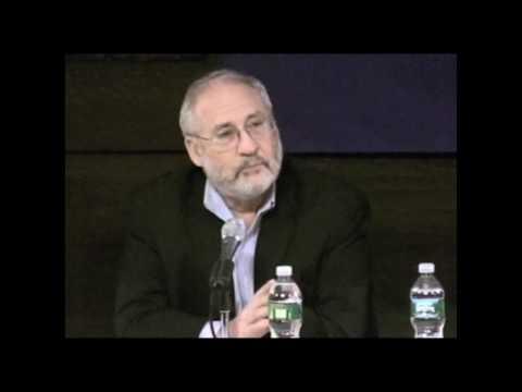 Joseph Stiglitz on America's Economic Meltdown
