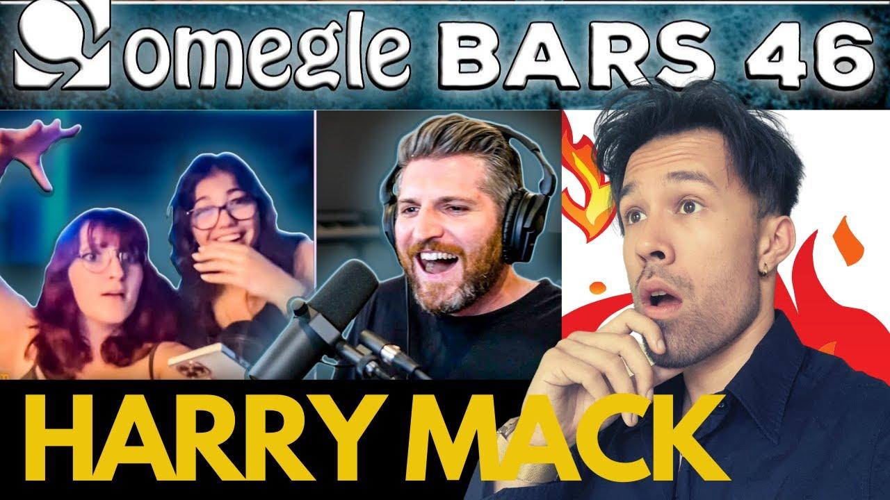 HARRY MACK OMEGLE BARS 46 - THE CAR SCHEME THOUGH !!!!