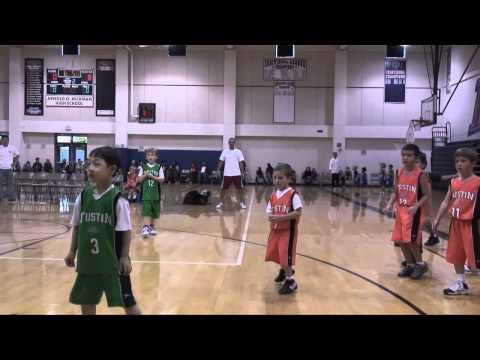 Lancer 1st Grade Basketball Game