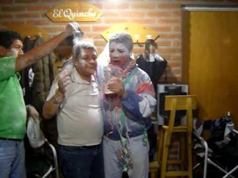 Despedida de Soltero de Gustavo Sandoval