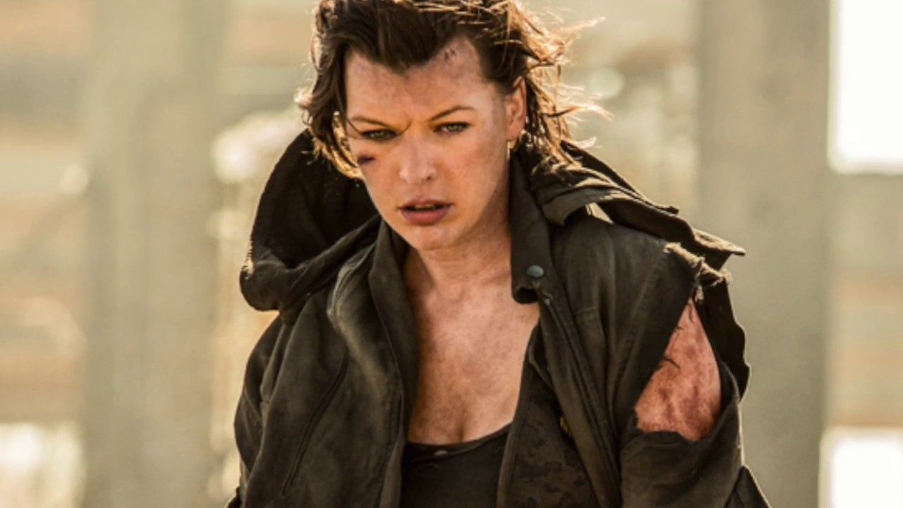 Resident Evil The Final Chapter Movie Clip Alice Awakes: Resident Evil: The Final Chapter Ending Scene Explained