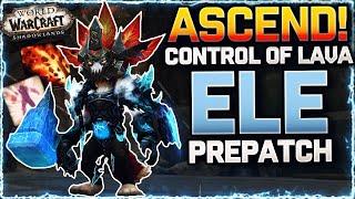 Control of Lava + Ascendence = YUGE MEATBALLS? Elemental Sha…