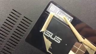 Ноутбук Asus K56CB не включается и после другого мастера. Поэтапный ремонт и диагностика без схемы.
