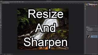 Sharpen And Resize Photos For The Web