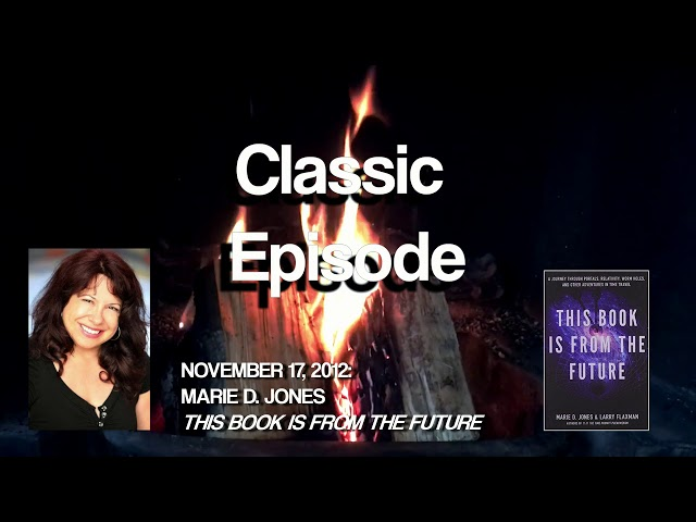 Classic Spooky: Possibilities of Time Travel │ Marie D. Jones
