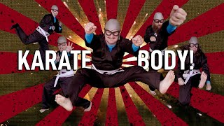 """Karate Body! (Official Music Video) NEW SONG from """"Kooky Spooky... in Stereo!"""" by The Aquabats!"""