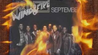 SEPTEMBER  /  Earth,Wind & Fire