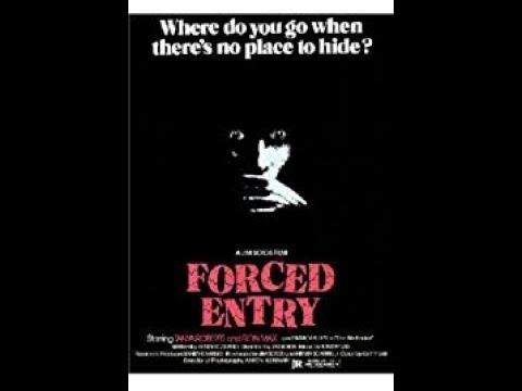 """STATEN ISLAND SCENE FROM 1975 FILM """"FORCED ENTRY""""-Nancy Allen"""