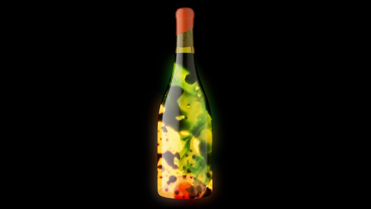 tank garage winery liquid light show - Tank Garage Winery