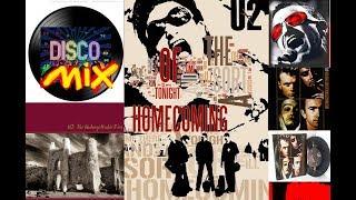 U2 - A Sort Of Homecoming (New Disco Remix - VP Dj Duck)