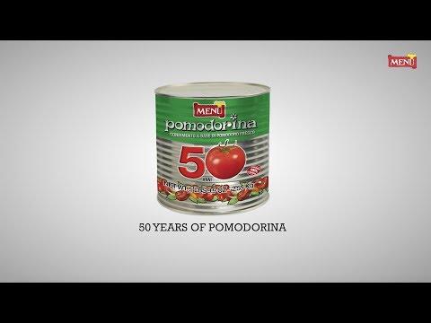 50 Years of Pomodorina