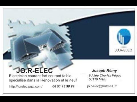 JO.R-ELEC électricité générale