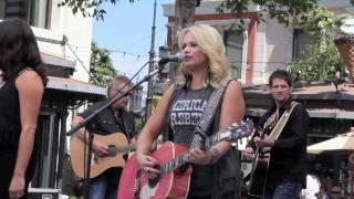 Miranda Lambert and the Pistol Annie's Live Performance at The Grove