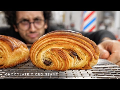 The (dirty) Secret Behind Perfect Chocolate Croissants...