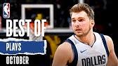 NBA's Best Plays | October 2019-20 NBA Season