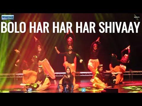 kaun-hain-voh- -gali-gali-bahubali-bolo-har-har-har-shivaay shiamak- -dance-prabhas-baahubali