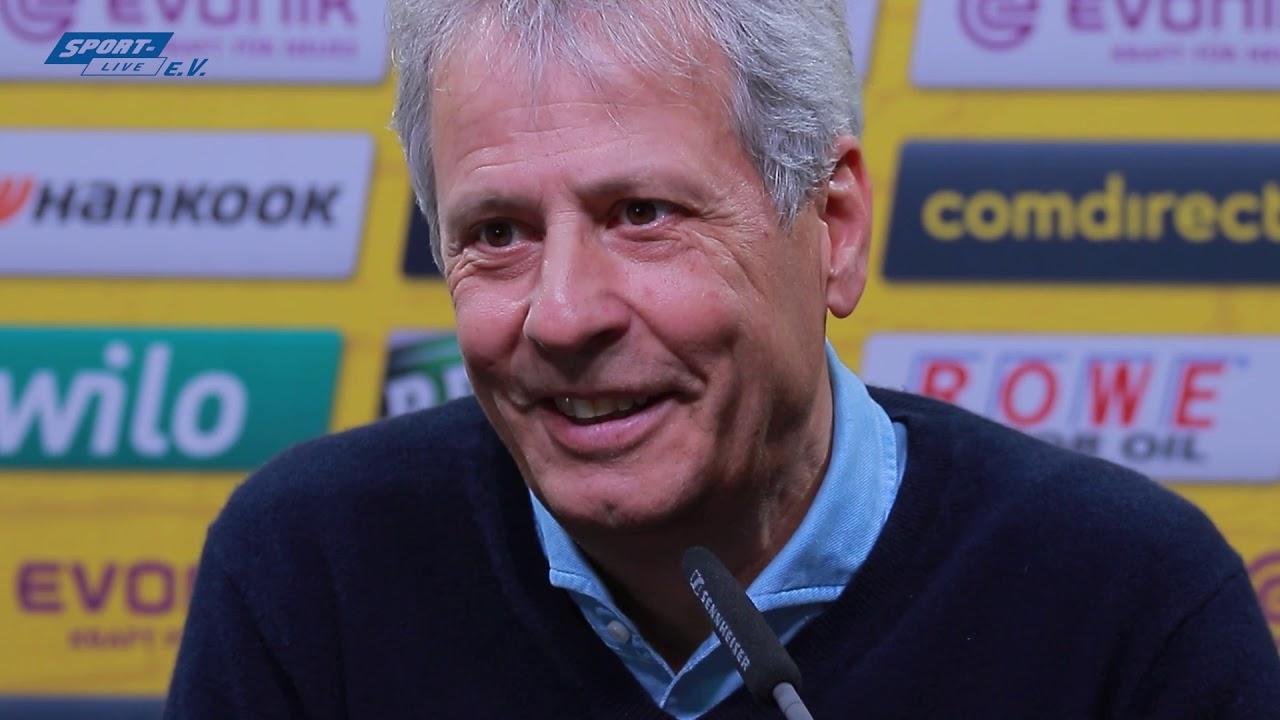 """BVB-Trainer Favre: """"Es macht derzeit viel Spaß"""""""